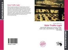 Bookcover of Solar Traffic Light