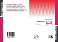 Обложка Longitudinal Static Stability
