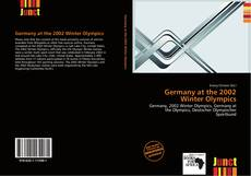 Couverture de Germany at the 2002 Winter Olympics