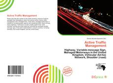 Bookcover of Active Traffic Management