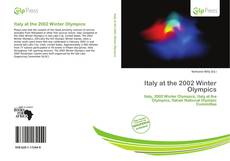 Bookcover of Italy at the 2002 Winter Olympics