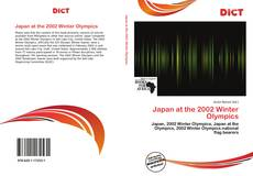 Couverture de Japan at the 2002 Winter Olympics