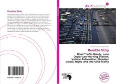 Bookcover of Rumble Strip