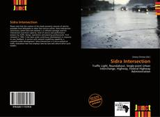 Bookcover of Sidra Intersection