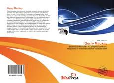 Обложка Gerry Mackey