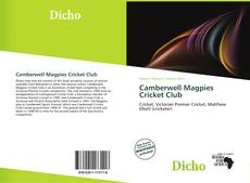 Bookcover of Camberwell Magpies Cricket Club