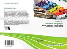 Peinture Acrylique kitap kapağı