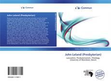 Bookcover of John Leland (Presbyterian)