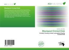 Обложка Blackpool Cricket Club