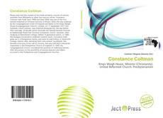 Buchcover von Constance Coltman