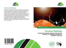 Yaroslav Rakitskiy kitap kapağı