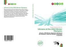 Bookcover of Ukraine at the 2002 Winter Olympics