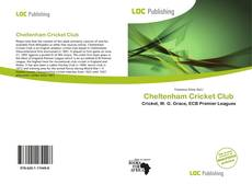 Copertina di Cheltenham Cricket Club