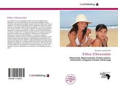 Bookcover of Filtre Ultraviolet