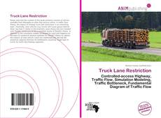 Capa do livro de Truck Lane Restriction