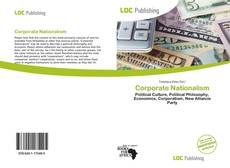 Portada del libro de Corporate Nationalism