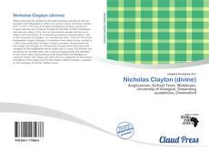 Nicholas Clayton (divine) kitap kapağı
