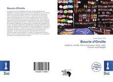 Portada del libro de Boucle d'Oreille