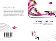 Обложка Moseley Cricket Club