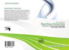 Buchcover von Royal Navy Cricket Club