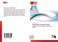 Copertina di Sunbury Cricket Club