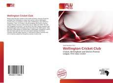 Bookcover of Wellington Cricket Club