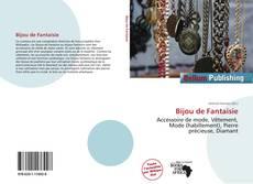Обложка Bijou de Fantaisie