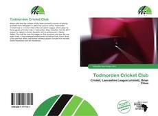 Обложка Todmorden Cricket Club