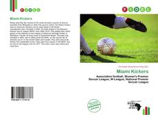 Buchcover von Miami Kickers