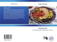 Bookcover of Pickling Salt