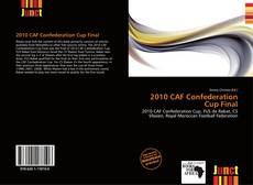 Bookcover of 2010 CAF Confederation Cup Final