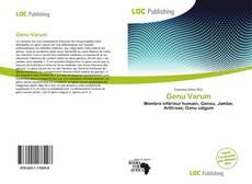 Bookcover of Genu Varum