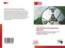 Bookcover of Cleveland Internationals Women