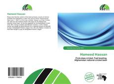 Bookcover of Hameed Hassan