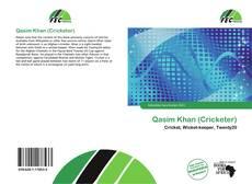 Buchcover von Qasim Khan (Cricketer)
