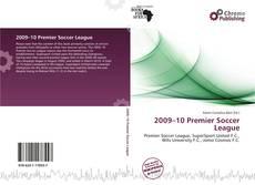 Portada del libro de 2009–10 Premier Soccer League