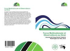 Bookcover of Force Multinationale et Observateurs au Sinaï