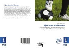 Bookcover of Ajax America Women