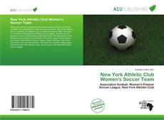 Bookcover of New York Athletic Club Women's Soccer Team