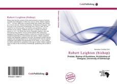 Обложка Robert Leighton (bishop)