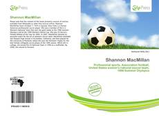 Bookcover of Shannon MacMillan