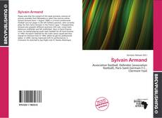 Bookcover of Sylvain Armand