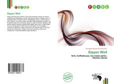 Bookcover of Dipper Well