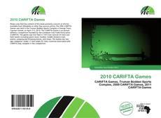 2010 CARIFTA Games kitap kapağı