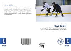 Bookcover of Floyd Snider
