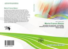 Bookcover of Marie-France Bazzo