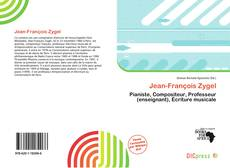 Bookcover of Jean-François Zygel