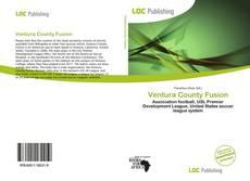 Copertina di Ventura County Fusion