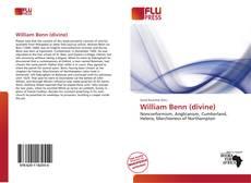 Bookcover of William Benn (divine)
