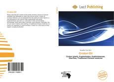 Bookcover of Croton Oil